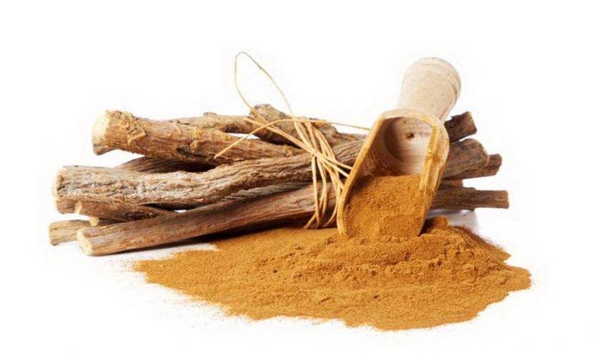 Regaliz o palo dulce, es antiácido y beneficioso para gastritis y ...
