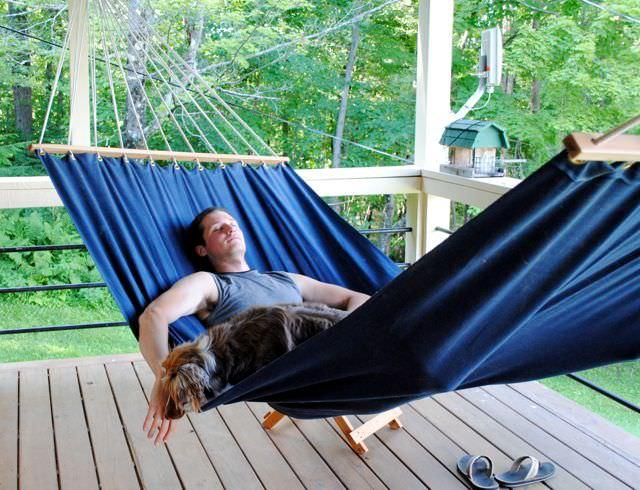 At Least Three Seasons Of The Year, A #hammock Can Be Your Best Friend In  The #garden . All The Planning And Work And Planting You Do In Your Garden  Space ...