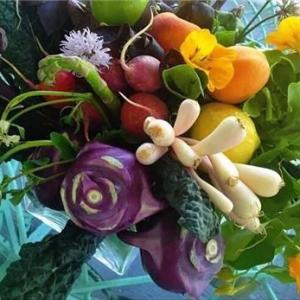 蔬果插花是什么