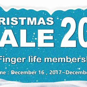 Green Finger VIP Christmas Specials