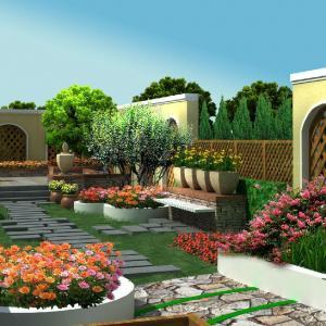 How to Improve Privacy of Rooftop Garden | Rooftop Garden Ideas