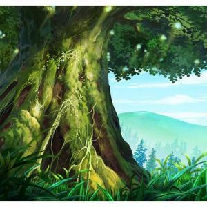 古代诗人爱种树