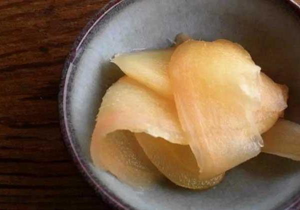 吃姜时加醋是很好的养生方法