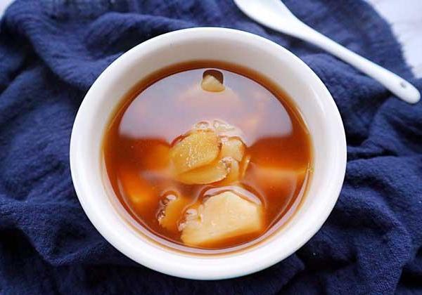 常喝的生姜红糖水也有许多的禁忌